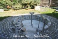 Kneipbecken Saunagarten