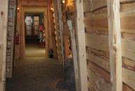 Wolfschacht - Saunabereich